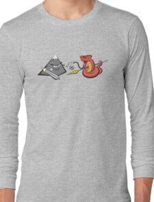 The Mountain vs The Viper Long Sleeve T-Shirt