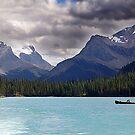 Canoeing In Paradise by Jann Ashworth