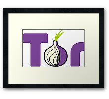 Tor Ultimate ! Framed Print