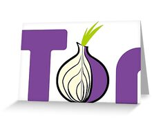 Tor Ultimate ! Greeting Card