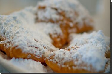 Beignets - Cafe Du Monde - New Orleans, Louisiana by jscherr