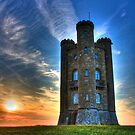 Broadway Tower by Billy Hodgkins