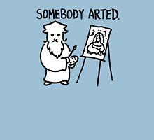 Leonardo Somebody Arted  T-Shirt