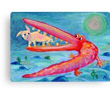 Imaginary Friends Canvas Print