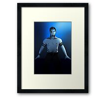 Think you're tough?  Framed Print