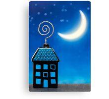 Night House Canvas Print