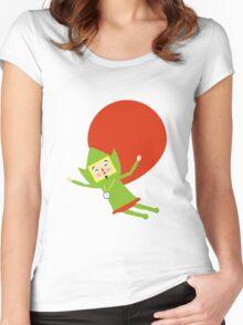 Katamari Tingle Women's Fitted Scoop T-Shirt