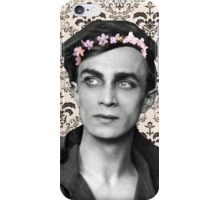 Conrad Veidt Flower Crown iPhone Case/Skin