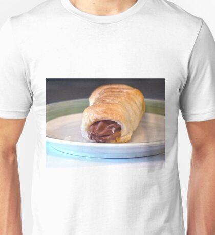 Chocolate Creme Horn Unisex T-Shirt