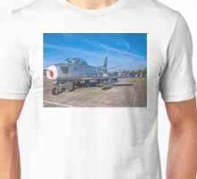 North American F-86A Sabre 48-178 G-SABR Unisex T-Shirt