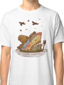 The Scarecrow Shark Classic T-Shirt
