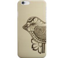 piaf iPhone Case/Skin