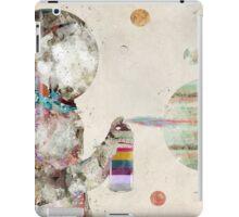 space graffiti iPad Case/Skin