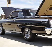 '62 Chevy Impala by Wviolet28