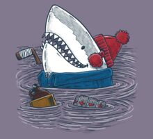 Great White North Shark Kids Clothes