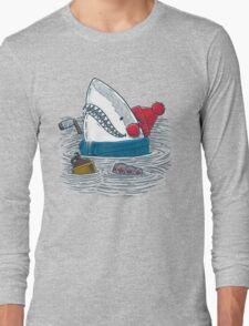 Great White North Shark Long Sleeve T-Shirt