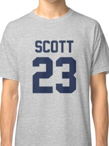 One Tree Hill - Nathan's Jersey Classic T-Shirt