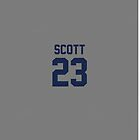 One Tree Hill - Nathan's Jersey by 23connieyu
