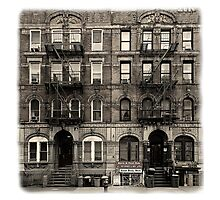 Physical Graffiti Photographic Print