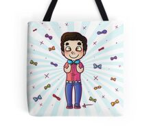 Bow Tie Day Tote Bag