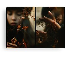 autumn's spirit Canvas Print