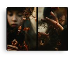 autumn's spirit Canvas Print