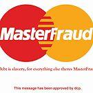 fraud! by dirtycitypigeon