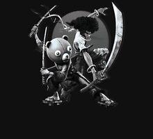 black 'n white samurai Unisex T-Shirt