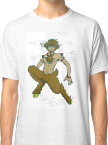 Satyr Anatomy Classic T-Shirt