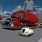 Heavy hauling by Kanaa