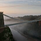 The Clifton Suspension Bridge by Steve  Liptrot