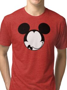 DISMAL MOUSE Tri-blend T-Shirt