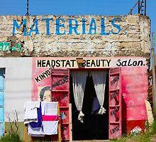Beauty Salon in Mwiki, Nairobi by Atanas Bozhikov Nasko