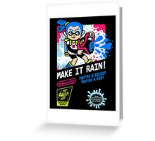 MAKE IT RAIN! Greeting Card