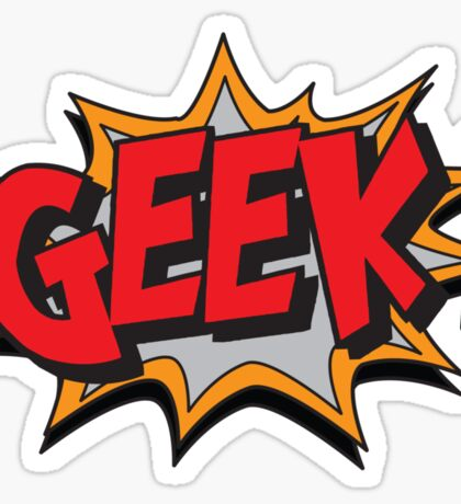 GEEK [UltraHD] Sticker