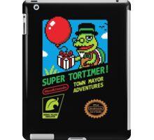 SUPER TORTIMER! iPad Case/Skin