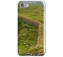 Hadrians Wall, Northumberland iPhone Case/Skin