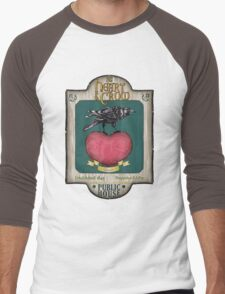 Heart and Crow Public House Men's Baseball ¾ T-Shirt