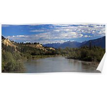 Columbia River Poster