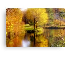 Autumn in Washington, New Hampshire Metal Print