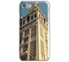 Seville - Giralda  iPhone Case/Skin