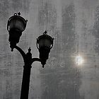 lamp post by A.R. Williams