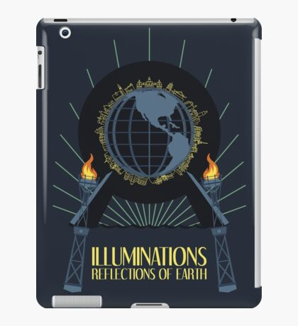 Illuminations - Reflections of Earth iPad Case/Skin