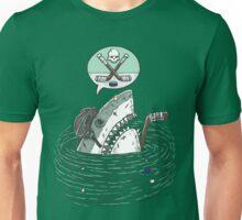 The Enforcer Shark Unisex T-Shirt