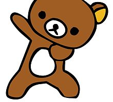 You are the bear! (Rilakkuma) by Blizarddy