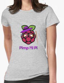 PIMP MY PI [UltraHD] Womens Fitted T-Shirt