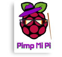PIMP MY PI [UltraHD] Canvas Print