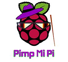 PIMP MY PI [UltraHD] Photographic Print