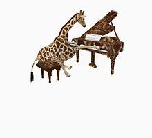 Musical Giraffe Unisex T-Shirt