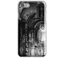 Call of God BW iPhone Case/Skin